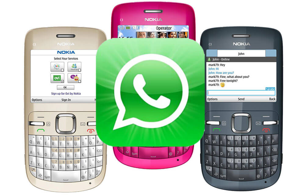 WhatsApp для Nokia