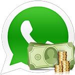 Как оплатить WhatsApp