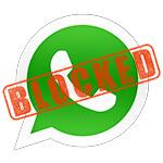 Как понять, что тебя заблокировали в WhatsApp