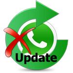 Не обновляется WhatsApp