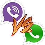 Viber или Whatsapp: что лучше