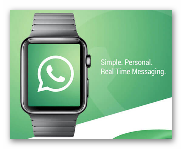 WhatsApp на Apple Watch