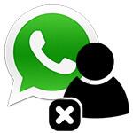 Черный список в WhatsApp