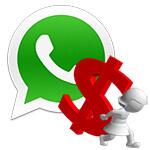 На чем зарабатывает WhatsApp