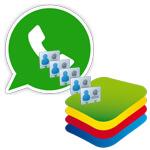 Как добавить контакт в WhatsApp на компьютер