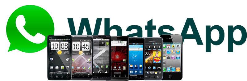 Картинка выбора устройств для WhatsApp