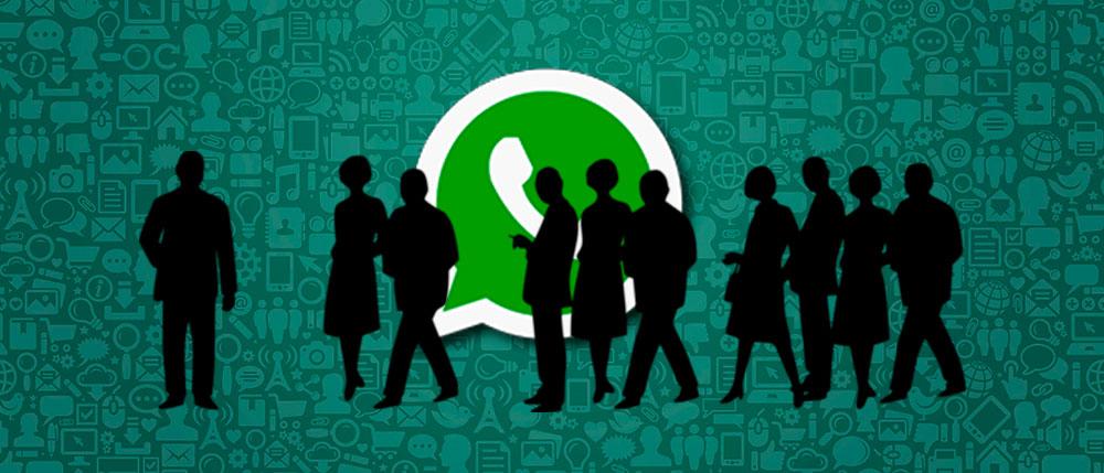 Картинка поиска групп WhatsApp