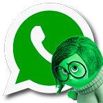 Почему не отправляются сообщения в WhatsApp