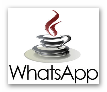 Изображение WhatsApp Java